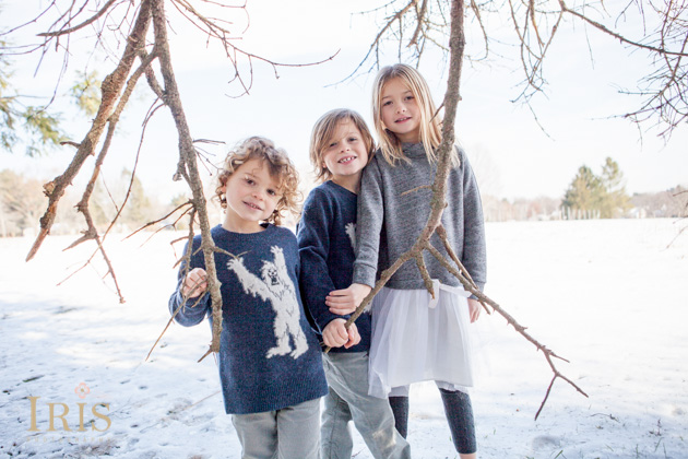 west hartford family photographer winter portraits shelley and
