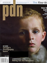 2009 July PDN Cover